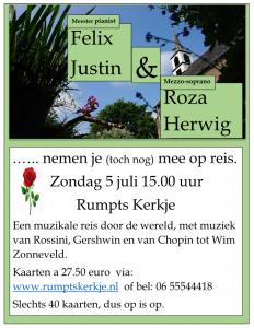 poster Felix en Roza-4